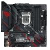 Материнскую плату ASUS Soc-1200 Intel B460 mATX AC97 8ch 7.1 GbLAN (ROG STRIX B460-G GAMING), mATX, купить за 11 705руб.