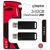 Usb-флешку Kingston DT20, 32Gb, USB 2.0, купить за 745руб.