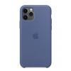Чехол для смартфона Apple Silicone Case для iPhone 11 Pro (MY172ZM/A), синий, купить за 3670руб.