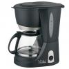 Кофеварка Delta DL-8137, черная, купить за 1 430руб.