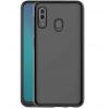 Чехол для смартфона Samsung для Samsung M11 SM-M115 araree M cover черный, купить за 685руб.
