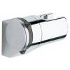 Душевой кронштейн Grohe 28623000 Relexa регулируемый, хром, купить за 1 290руб.