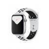 Умные часы Apple Watch Nike Series 5 Aluminium Case 40mm (MX3R2UL/A) серебристый, купить за 37 195руб.