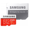 Карту памяти Samsung EVO Plus MicroSDXC 512Gb class10, купить за 6950руб.
