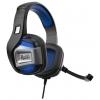 Наушники SmartBuy Punch'em SBHG-9710 черные/синие, купить за 1390руб.