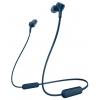 Bluetooth-гарнитуру Sony WI-XB400, синяя, купить за 2960руб.