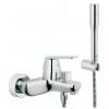 Смеситель для ванны Grohe 32832000 Eurosmart Cosmopolitan с душевым гарнитуром, хром, купить за 8 290руб.