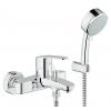 Смеситель для ванны Grohe 33592002 Eurostyle Cosmopolitan с ручным душем, хром, купить за 10 650руб.