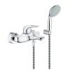 Смеситель для ванны Grohe 33592003 Eurostyle new с душевым набором, хром (33592003), купить за 9 090руб.