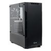 Корпус компьютерный PowerCase Alisio X3 Black (CAXB-F3), купить за 2490руб.