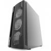 Корпус компьютерный Powercase Mistral X4 Mesh Tempered Glass CMIXB-F4, купить за 2830руб.