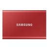 Ssd-накопитель Samsung T7 External 2Tb MU-PC2T0R/WW красный, купить за 28 515руб.