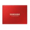 Ssd-накопитель Samsung T5 MU-PA500R/WW красный, купить за 7270руб.