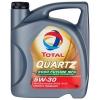 Масло моторное автомобильное Total QUARTZ Future NFC 9000 5w30 10230501, 4 л, купить за 1535руб.