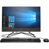 Фирменный компьютер HP 200 G4  (2Z362EA), черный, купить за 62 470руб.