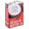 Масло моторное автомобильное Toyota Motor Oil 5w30 SN/CF, 4 л (08880-10705), купить за 2620руб.