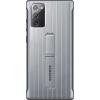 Чехол для смартфона Samsung для Samsung Galaxy Note 20 Protective Standing Cover серебристый (EF-RN980CSEGRU), купить за 1785руб.