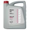 Масло моторное автомобильное Nissan 5w40  KE9009-0042, 5 л, синтетическое, купить за 1800руб.