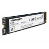 Ssd-накопитель Patriot SSD 1Tb  M.2 P300P1TBM28, купить за 9125руб.