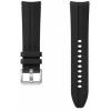 Ремешок для умных часов Samsung Ridge Sport Band для Galaxy Watch 3 SM-R850, черный, купить за 2245руб.