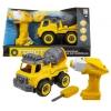 Игрушки для мальчиков 1TOY Горстрой Бетономешалка (Т16957), купить за 969руб.