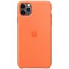 Чехол для смартфона Apple Silicone Case для iPhone 11 Pro - оранжевый витамин (MY162ZM/A), купить за 3710руб.