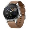 Умные часы Honor Watch Magic 2 46мм (MNS-B19V/MNS-B39V) коричневые, купить за 9510руб.