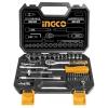 Набор инструментов INGCO HKTS14451, 45 шт, купить за 3669руб.
