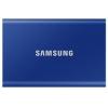 Ssd-накопитель Samsung 1TB T7 Touch (MU-PC1T0H/WW), синий, купить за 15 340руб.