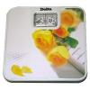Напольные весы DELTA D-9011-Н12, желтые розы, купить за 780руб.