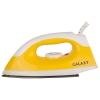Утюг Galaxy GL6126, желтый, купить за 630руб.
