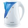 Электрочайник Galaxy GL0202, голубой, купить за 990руб.