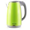 Электрочайник Galaxy GL 0307, зелёный, купить за 1 430руб.