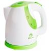 Электрочайник Василиса Т22-2200, белый с зеленым, купить за 780руб.