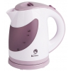 Чайник электрический Василиса Т26-2200, белый с фиолетовым, купить за 840руб.