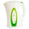 Чайник электрический Эльбрус-4, белый с зеленым, купить за 665руб.