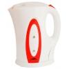 Чайник электрический Эльбрус-4, белый с красным, купить за 715руб.
