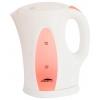 Электрочайник Эльбрус-3, белый с розовым, купить за 595руб.
