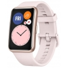 Умные часы Huawei Watch Fit (TIA-B09) Sakura Pink, купить за 6825руб.