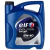 Масло моторное автомобильное ELF Evolution 900 NF 5W40  4 л, купить за 1490руб.