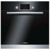 Духовой шкаф Bosch HBG63R150F, черный, купить за 62 400руб.