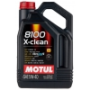 Масло моторное автомобильное MOTUL 8100 X-clean 5w40 4л (104720), купить за 3270руб.