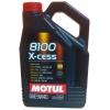 Масло моторное автомобильное Motul 8100 X-cess 5W40 (4 л), купить за 3005руб.