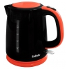 Электрочайник BBK EK1730P, черный/оранжевый, купить за 920руб.