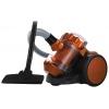 Пылесос Lumme LU-3209, чёрно-оранжевый, купить за 2 860руб.