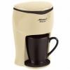 Кофеварка Atlanta ATH-530, бежевая, купить за 780руб.