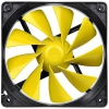 ����� Thermaltake Pure 12 Fan 120mm, Yellow, ������ �� 430 ���.