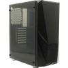 Корпус компьютерный Aerocool Zauron Saturn FRGB-G-BK-v1 MicroATX Без БП, черный, купить за 2390руб.