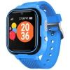 Умные часы GEOZON G-kids Junior черно-синие, купить за 2190руб.
