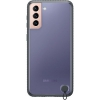 Чехол для смартфона Samsung для Samsung Galaxy S21+ Protective Standing Cover прозрачный/черный (EF-GG996CBEGRU) прозрачный / черный, купить за 2110руб.